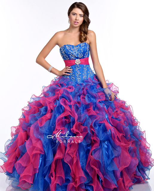 Fabulous Quinceanera Designer Gowns 2015- Hot Favorites of the New ...